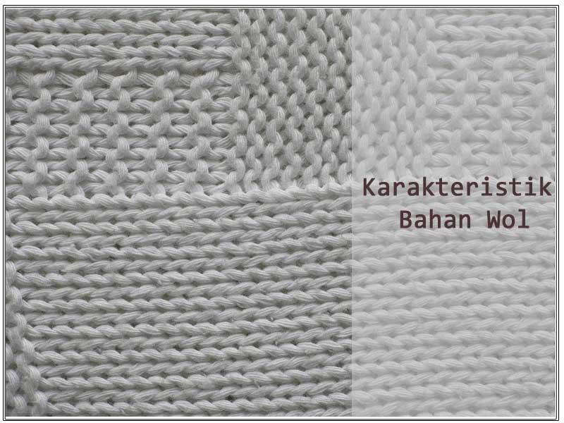 Karakteristik-Bahan-Wol