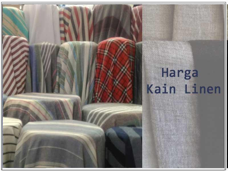 Harga-Kain-Linen