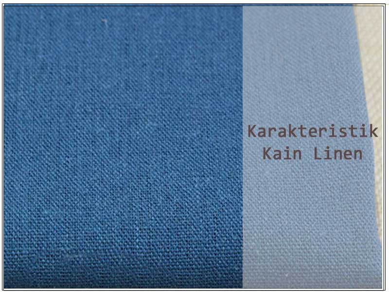 Karakteristik-Kain-Linen