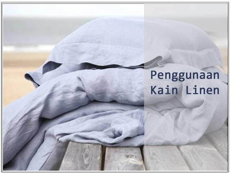 Penggunaan-Kain-Linen