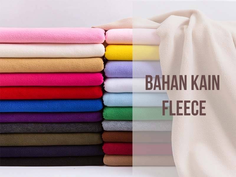 Bahan kain Fleece