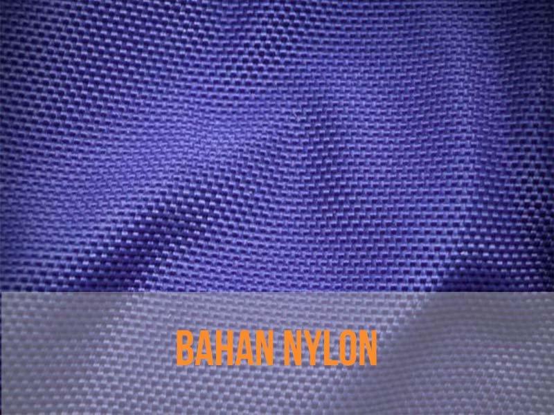 mengenal bahan nylon