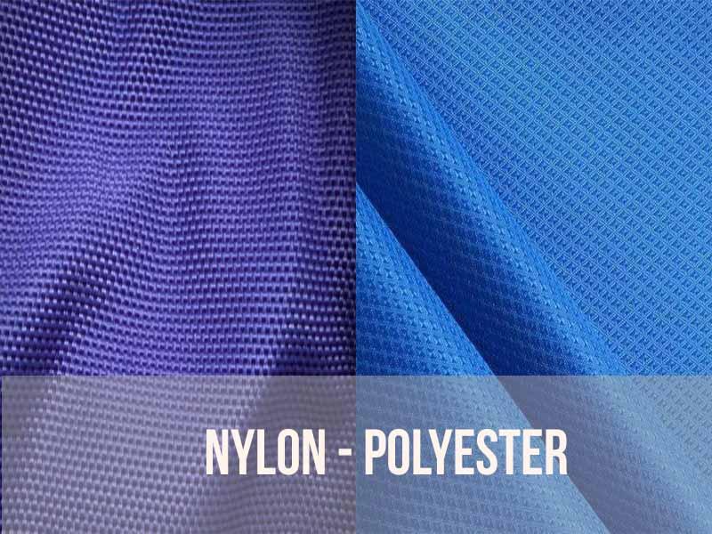 perbedaan nylon dan polyester