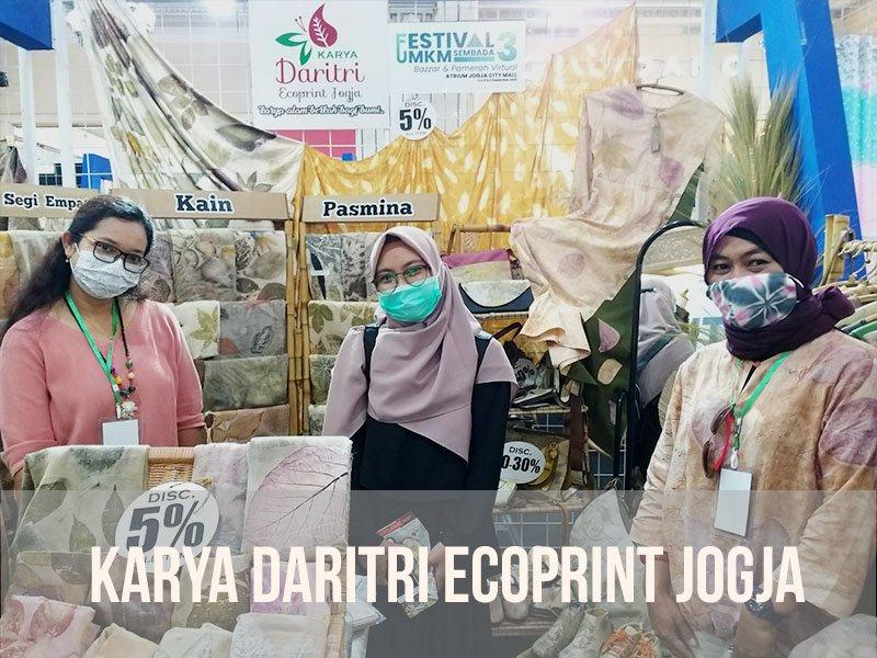 Karya Daritri Ecoprint Jogja